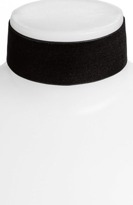 Women's Bp. Wide Velvet Choker $15 thestylecure.com