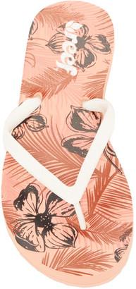Reef Stargazer Prints Flip-Flop (Women) $29 thestylecure.com