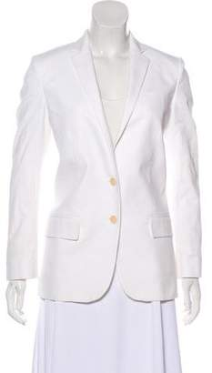Helmut Lang Notch-Lapel Long Sleeve Blazer