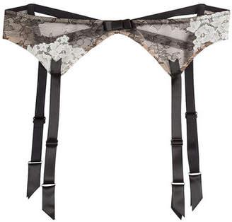 Chantal Thomass Lace Suspenders Belt