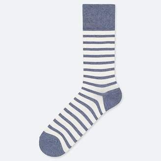 Uniqlo Men's Striped Socks