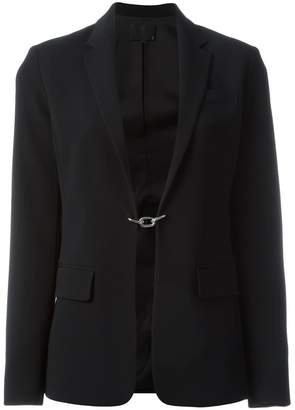 Alexander Wang carabiner hook detail blazer