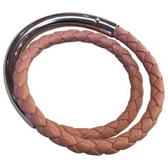 Christofle Pink Silver Bracelets