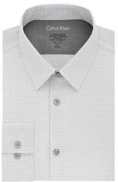 Calvin Klein Extra Slim Printed Dress Shirt