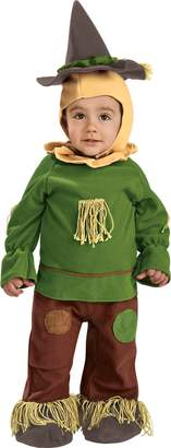 Rubie's Costume Co Baby Costume, Wizard of Oz Scarecrow Romper, 6 to 12 Months