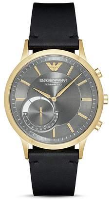 Emporio Armani Armani Renato Smartwatch, 43mm