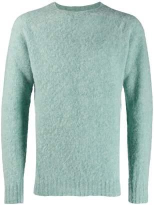 Officine Generale loose Shetland sweater