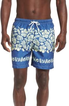 Trunks Surf & Swim Co. Placement Print Sano Swim Shorts