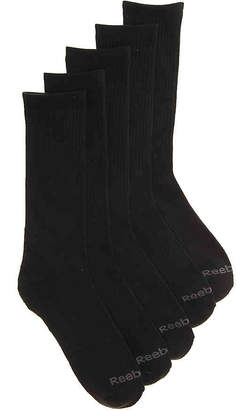 Reebok Performance Training Crew Socks - 6 Pack - Men's