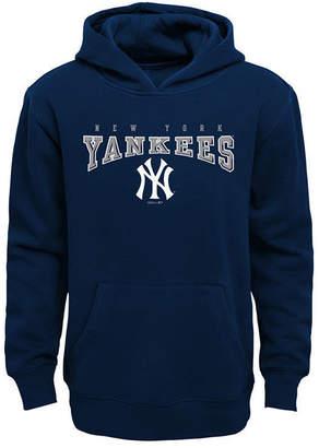 New York Yankees Outerstuff Fleece Hoodie, Big Boys (8-20)