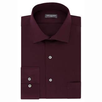 Van Heusen B&T Flex Collar Long Sleeve Woven Dress Shirt