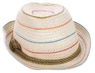 Eugenia Kim Straw Bucket Hat