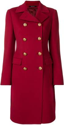 Tagliatore classic double-breasted coat