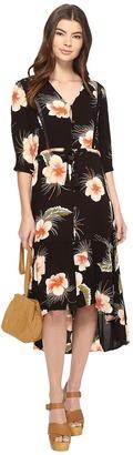 Volcom - Not Over It Duster Dress Women's Dress $65 thestylecure.com