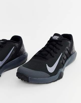Nike Training retaliation 2 sneakers in black aa7063-003