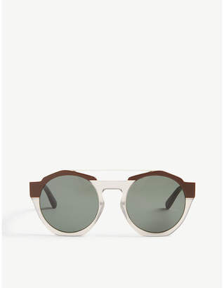 Marni Me616s aviator sunglasses