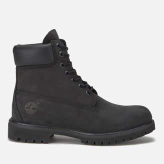 Timberland Men's 6 Inch Nubuck Premium Boots