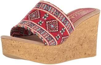 Sbicca Women's Salice Wedge Sandal