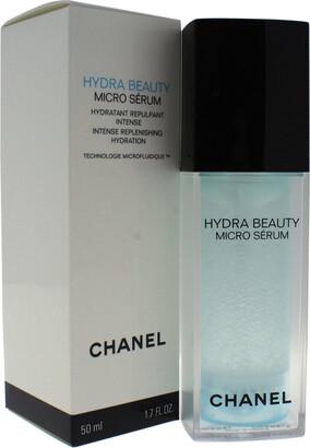 Chanel 1.7Oz Hydra Beauty Micro Serum Intense Replenishing Hydration