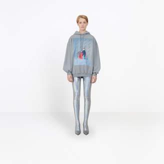 Balenciaga Photo printed hoodie sweater