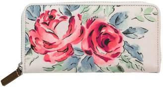 Cath Kidston Birthday Rose 25th Anniversary Continental Wallet