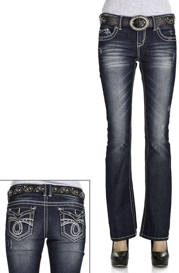 Wallflower legendary bootcut jeans - juniors