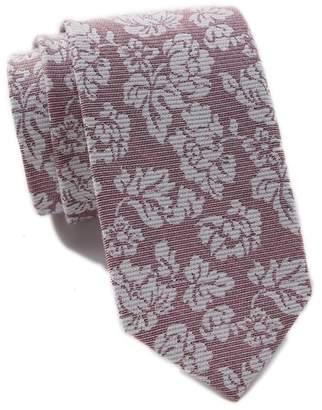 Ben Sherman Ian Floral Tie
