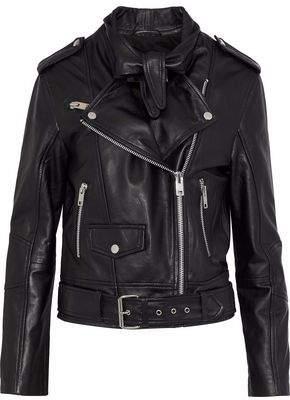 Walter W118 By Baker Leather Biker Jacket