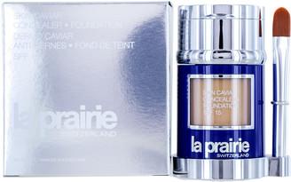 La Prairie Nw20 Warm Beige 1Oz Skin Caviar Concealer + Foundation Sunscreen Spf 15