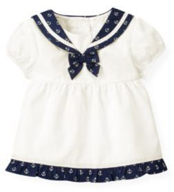 Janie and Jack Sailor Top