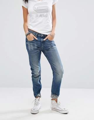 G-Star Arc 3D Low Rise Boyfriend Jeans $127 thestylecure.com