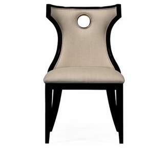 Jonathan Charles Fine Furniture Knightsbridge Upholstered Dining Chair Jonathan Charles Fine Furniture