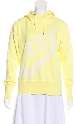 Nike Hooded Long Sleeve Jacket