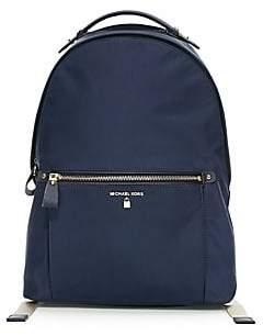 Michael Kors Women's Large Nylon Backpack