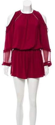 Ramy Brook Duffy Mini Dress w/ Tags