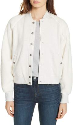 Rag & Bone Teddy Bomber Jacket