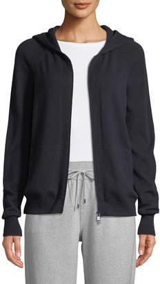 Loro Piana Cashmere Zip Hoodie Sweater