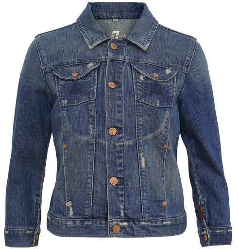 7 For All Mankind Mars Vintage Honolulu Jacket