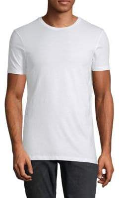 Scotch & Soda Short-Sleeve Cotton Tee