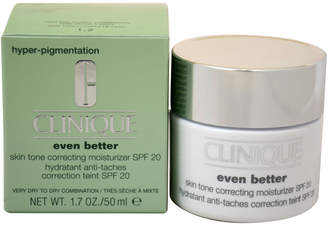 Clinique 1.7Oz Even Better Skin Tone Correcting Moisturizer Spf 20