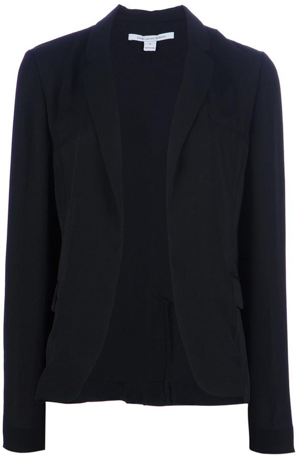Diane von Furstenberg Open front blazer