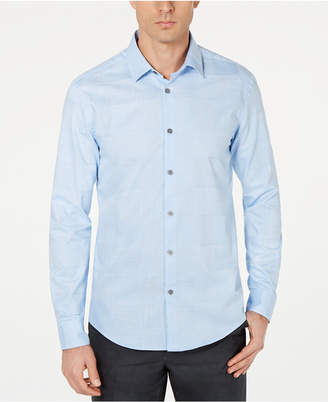 Alfani Men Layton Fine Line Shirt