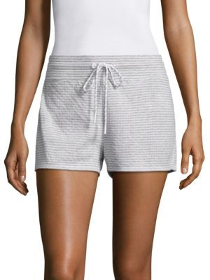 Vineyard Vines Striped Jacquard Knit Shorts $48 thestylecure.com