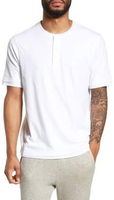 Vince Layered Henley T-Shirt