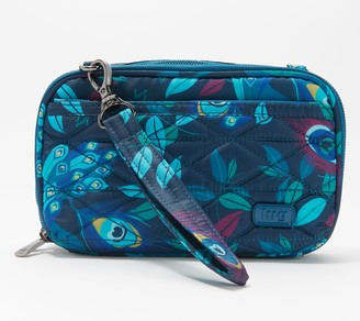 Lug Convertible Essentials Wallet w/ RFID - Roundabout