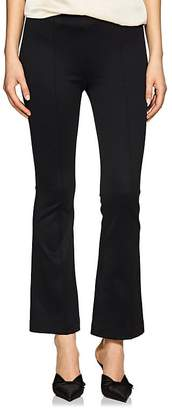 Helmut Lang Women's High-Rise Compact Knit Flared Pants