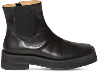 Aalto Leather Ankle Boots