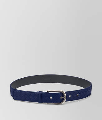 Bottega Veneta ATLANTIC INTRECCIATO NAPPA BELT
