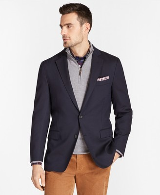 Brooks Brothers Regent Fit Two-Button Blazer