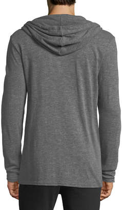 Threads For Thought Men's Long-Sleeve Zip-Front Pullover Hoodie